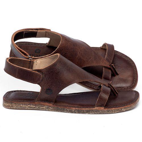 Laranja_Lima_Shoes_Sapatos_Femininos_Sandalia_Rasteira_Flat_em_Couro_Marrom_-_Codigo_-_141211_1