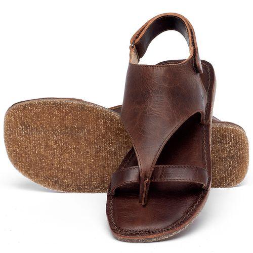 Laranja_Lima_Shoes_Sapatos_Femininos_Sandalia_Rasteira_Flat_em_Couro_Marrom_-_Codigo_-_141211_2