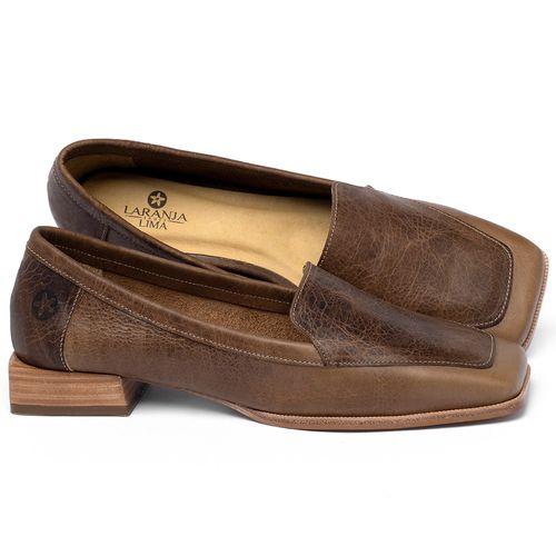 Laranja_Lima_Shoes_Sapatos_Femininos_Sapato_Laranja_Lima_Shoes_em_Couro_Marrom_-_Codigo_-_9505_1