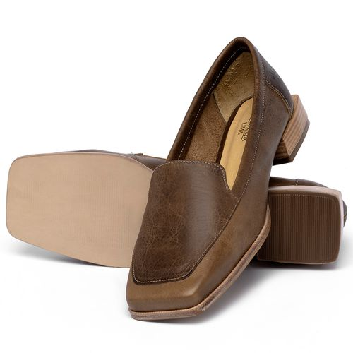Laranja_Lima_Shoes_Sapatos_Femininos_Sapato_Laranja_Lima_Shoes_em_Couro_Marrom_-_Codigo_-_9505_2