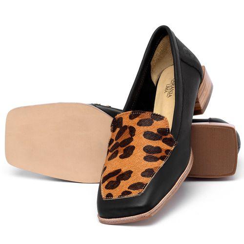 Laranja_Lima_Shoes_Sapatos_Femininos_Sapato_Laranja_Lima_Shoes_em_Couro_Animal_Print_-_Codigo_-_9505_2
