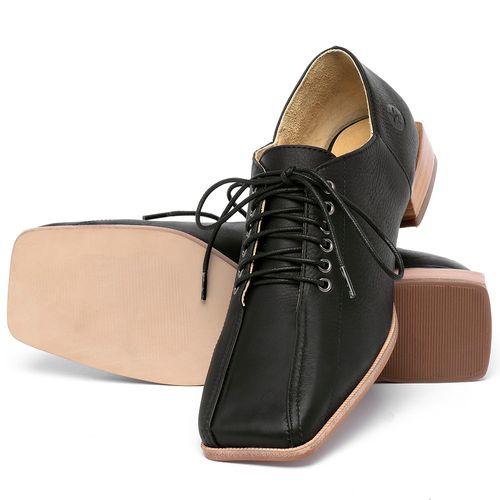 Laranja_Lima_Shoes_Sapatos_Femininos_Sapato_Laranja_Lima_Shoes_em_Couro_Preto_-_Codigo_-_9503_2