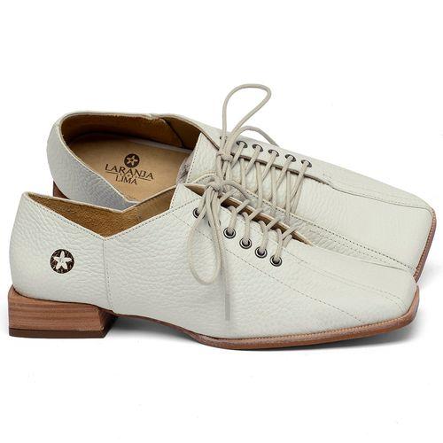 Laranja_Lima_Shoes_Sapatos_Femininos_Sapato_Laranja_Lima_Shoes_em_Couro_Off-White_-_Codigo_-_9503_1