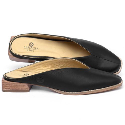 Laranja_Lima_Shoes_Sapatos_Femininos_Sapato_Laranja_Lima_Shoes_em_Couro_Preto_-_Codigo_-_9506_1