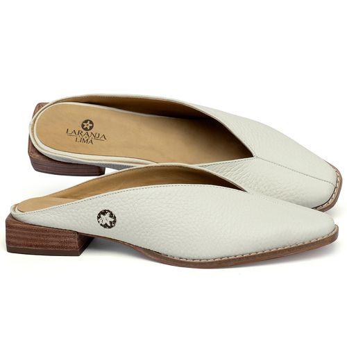 Laranja_Lima_Shoes_Sapatos_Femininos_Sapato_Laranja_Lima_Shoes_em_Couro_Off-White_-_Codigo_-_9506_1