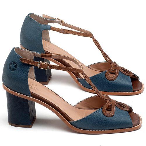 Laranja_Lima_Shoes_Sapatos_Femininos_Sandalia_Laranja_Lima_Shoes_Classic_Salto_de_6_cm_em_Couro_Bicolor_-_Codigo_-_3598_1