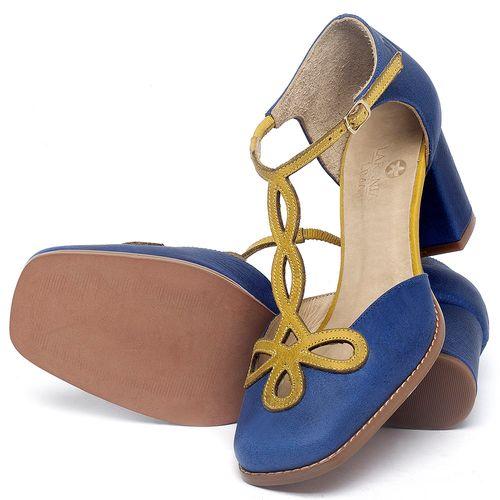 Laranja_Lima_Shoes_Sapatos_Femininos_Scarpin_Salto_Medio_de_6_cm_em_Couro_Azul_-_Codigo_-_3736_2