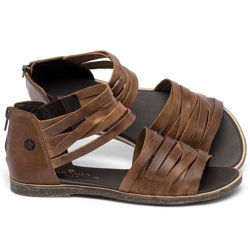 Laranja_Lima_Shoes_Sapatos_Femininos_Sandalia_Rasteira_Flat_em_Couro_Caramelo_-_Codigo_-_137327_1