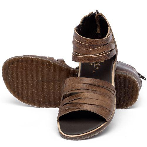Laranja_Lima_Shoes_Sapatos_Femininos_Sandalia_Rasteira_Flat_em_Couro_Marrom_-_Codigo_-_137327_2