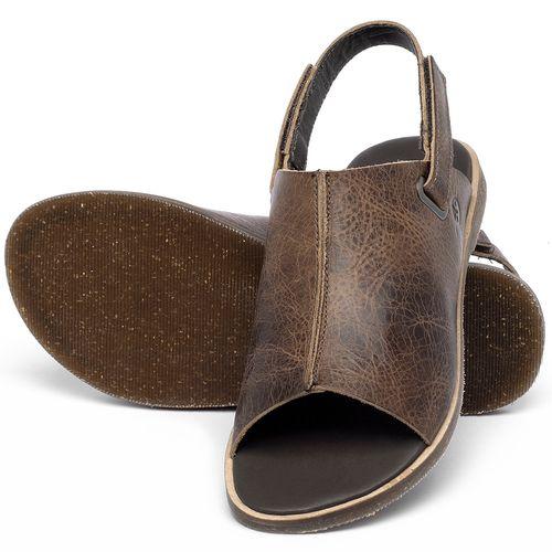 Laranja_Lima_Shoes_Sapatos_Femininos_Sandalia_Rasteira_Flat_em_Couro_Marrom_-_Codigo_-_137328_2