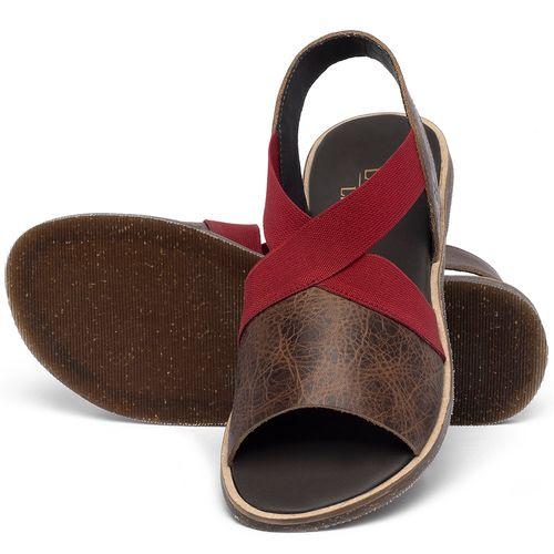 Laranja_Lima_Shoes_Sapatos_Femininos_Sandalia_Rasteira_Flat_em_Couro_Marrom_-_Codigo_-_137331_2