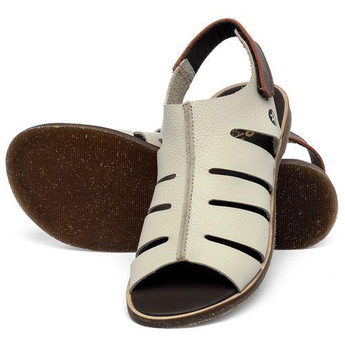 Laranja_Lima_Shoes_Sapatos_Femininos_Sandalia_Rasteira_Flat_em_Couro_Off-White_-_Codigo_-_137334_2