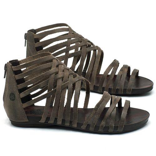 Laranja_Lima_Shoes_Sapatos_Femininos_Sandalia_Rasteira_Flat_em_Couro_Musgo_-_Codigo_-_137188_1