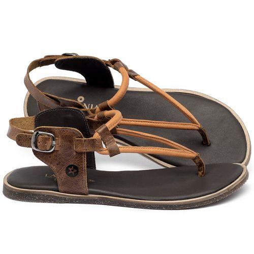 Laranja_Lima_Shoes_Sapatos_Femininos_Sandalia_Rasteira_Flat_em_Couro_Laranja_-_Codigo_-_137338_1
