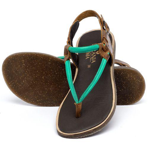 Laranja_Lima_Shoes_Sapatos_Femininos_Sandalia_Rasteira_Flat_em_Couro_Verde_-_Codigo_-_137338_2