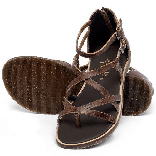Laranja_Lima_Shoes_Sapatos_Femininos_Sandalia_Rasteira_Flat_em_Couro_Marrom_-_Codigo_-_137339_2