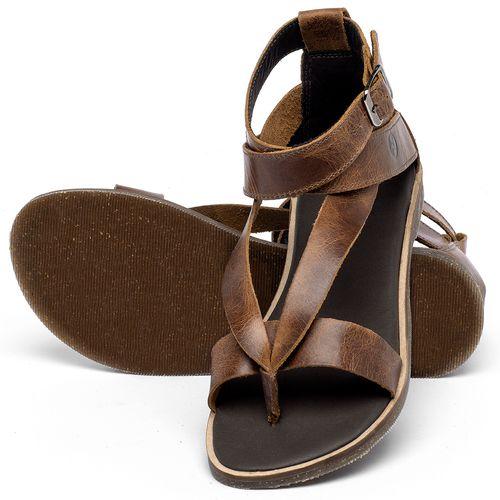 Laranja_Lima_Shoes_Sapatos_Femininos_Sandalia_Rasteira_Flat_em_Couro_Caramelo_-_Codigo_-_137344_2