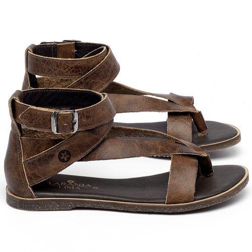 Laranja_Lima_Shoes_Sapatos_Femininos_Sandalia_Rasteira_Flat_em_Couro_Marrom_-_Codigo_-_137344_1