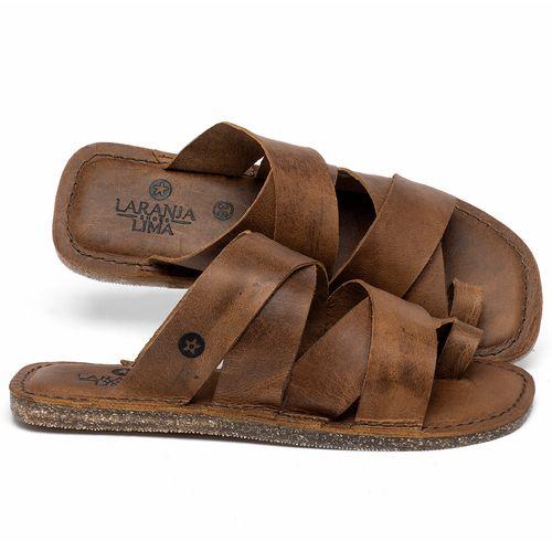 Laranja_Lima_Shoes_Sapatos_Femininos_Sandalia_Rasteira_Flat_em_Couro_Caramelo_-_Codigo_-_141201_1