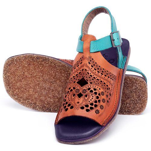 Laranja_Lima_Shoes_Sapatos_Femininos_Sandalia_Rasteira_Flat_em_Couro_Laranja_-_Codigo_-_141022_2
