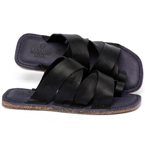 Laranja_Lima_Shoes_Sapatos_Femininos_Sandalia_Rasteira_Flat_em_Couro_Preto_-_Codigo_-_141201_1