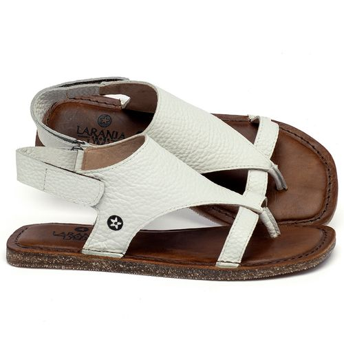 Laranja_Lima_Shoes_Sapatos_Femininos_Sandalia_Rasteira_Flat_em_Couro_Off-White_-_Codigo_-_141211_1