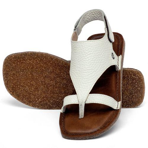 Laranja_Lima_Shoes_Sapatos_Femininos_Sandalia_Rasteira_Flat_em_Couro_Off-White_-_Codigo_-_141211_2