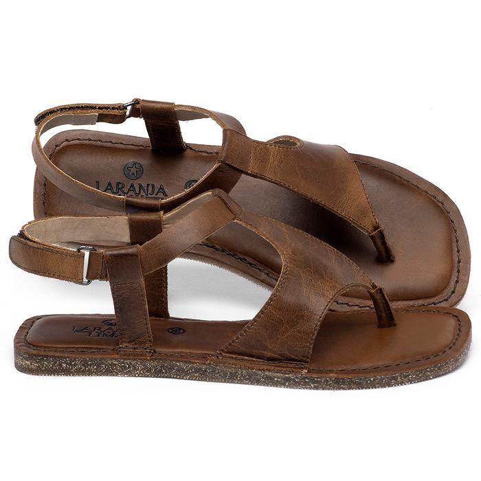 Laranja_Lima_Shoes_Sapatos_Femininos_Sandalia_Rasteira_Flat_em_Couro_Caramelo_-_Codigo_-_141212_1