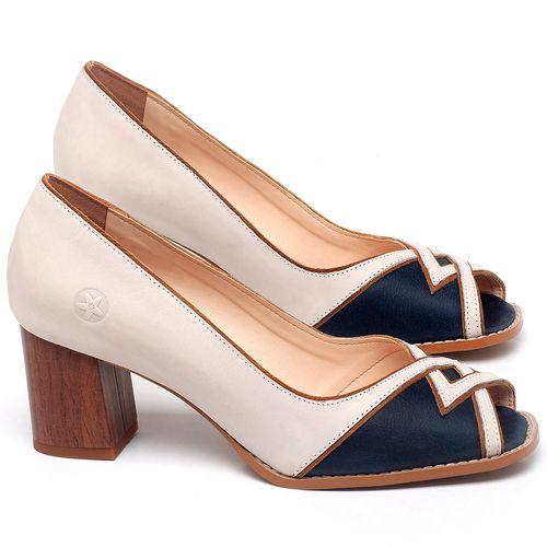 Laranja_Lima_Shoes_Sapatos_Femininos_Peep_Toe_Laranja_Lima_Shoes_Salto_de_6_cm_em_Couro_Branco_-_Codigo_-_3717_1