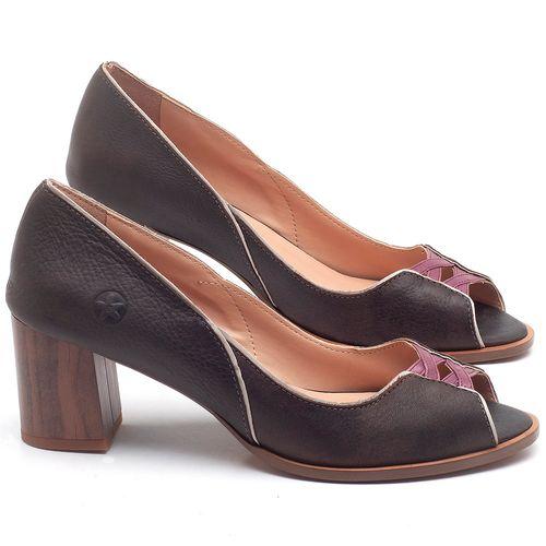 Laranja_Lima_Shoes_Sapatos_Femininos_Peep_Toe_Laranja_Lima_Shoes_Salto_de_6_cm_em_Couro_Cafe_-_Codigo_-_3700_1