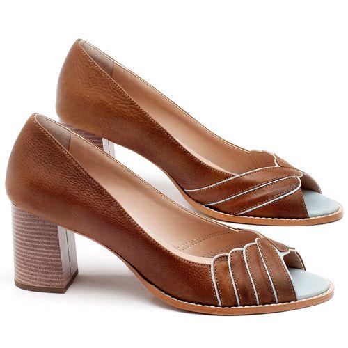 Laranja_Lima_Shoes_Sapatos_Femininos_Peep_Toe_Laranja_Lima_Shoes_Salto_de_6_cm_em_Couro_Marrom_-_Codigo_-_3621_1