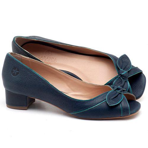Laranja_Lima_Shoes_Sapatos_Femininos_Peep_Toe_Laranja_Lima_Shoes_Salto_de_4_cm_em_Couro_Marinho_-_Codigo_-_3473_1