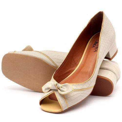 Laranja_Lima_Shoes_Sapatos_Femininos_Peep_Toe_Laranja_Lima_Shoes_Salto_de_4_cm_em_Couro_Branco_-_Codigo_-_3473_2