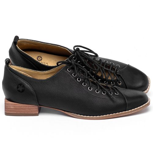 Laranja_Lima_Shoes_Sapatos_Femininos_Sapato_Laranja_Lima_Shoes_em_Couro_Preto_-_Codigo_-_9498_1