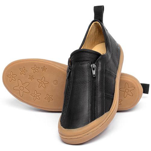 Laranja_Lima_Shoes_Sapatos_Femininos_Tenis_Cano_Baixo_em_Couro_Preto_-_Codigo_-_9509_2