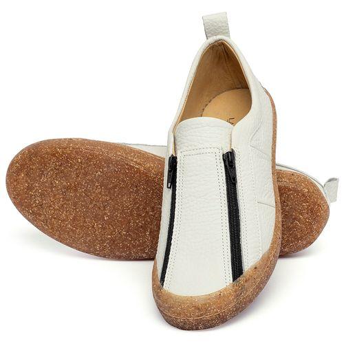 Laranja_Lima_Shoes_Sapatos_Femininos_Tenis_Cano_Baixo_em_Couro_Off-White_-_Codigo_-_9509_2