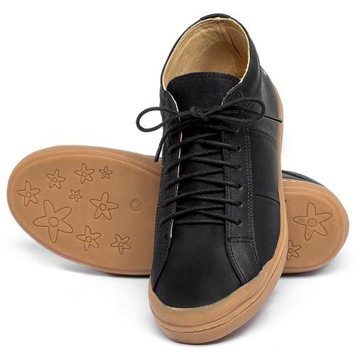 Laranja_Lima_Shoes_Sapatos_Femininos_Tenis_Cano_Alto_em_Couro_Preto_-_Codigo_-_9510_2