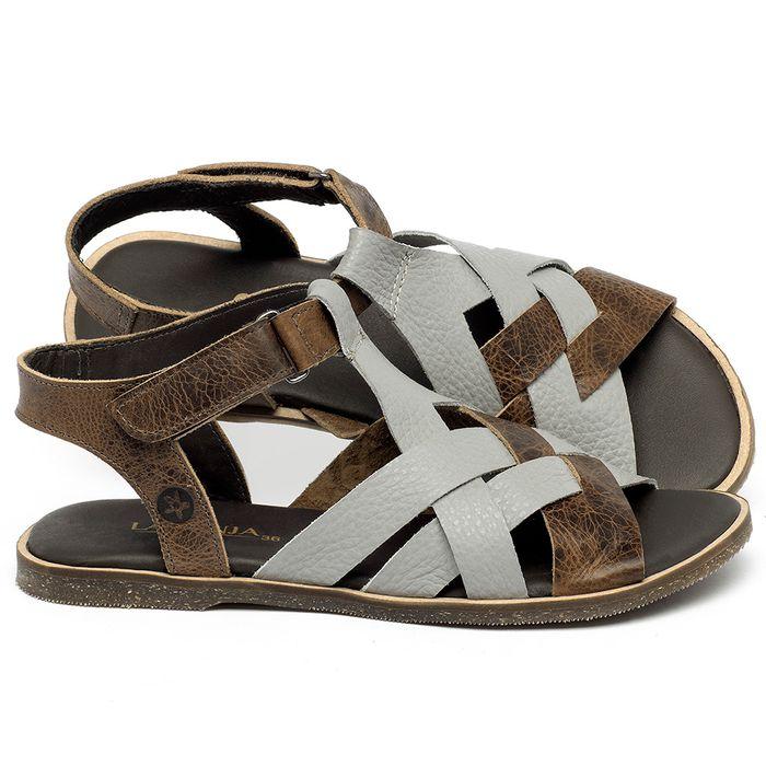Laranja_Lima_Shoes_Sapatos_Femininos_Sandalia_Rasteira_Flat_em_Couro_Multicolor_-_Codigo_-_137336_1