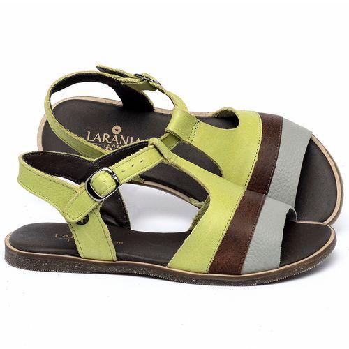 Laranja_Lima_Shoes_Sapatos_Femininos_Sandalia_Rasteira_Flat_em_Couro_Colorido_-_Codigo_-_137346_1