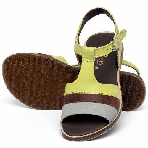 Laranja_Lima_Shoes_Sapatos_Femininos_Sandalia_Rasteira_Flat_em_Couro_Colorido_-_Codigo_-_137346_2