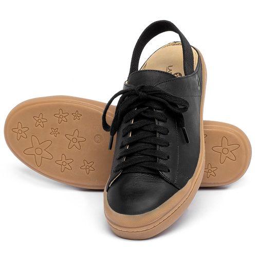 Laranja_Lima_Shoes_Sapatos_Femininos_Tenis_Cano_Baixo_em_Couro_Preto_-_Codigo_-_9507_2