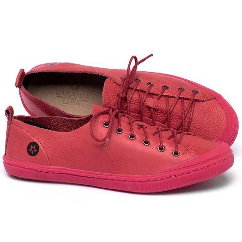 Laranja_Lima_Shoes_Sapatos_Femininos_Tenis_Cano_Baixo_em_Couro_Rosa_-_Codigo_-_141112_1