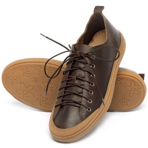 Laranja_Lima_Shoes_Sapatos_Femininos_Tenis_Cano_Baixo_em_Couro_Marrom_-_Codigo_-_141112_2