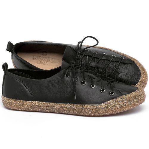 Laranja_Lima_Shoes_Sapatos_Femininos_Tenis_Cano_Baixo_em_Couro_Preto_-_Codigo_-_141112_1