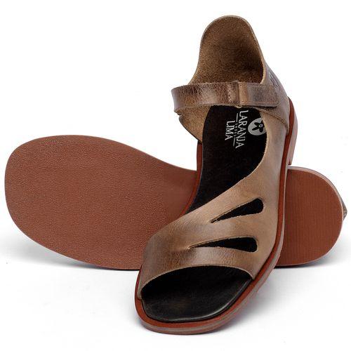 Laranja_Lima_Shoes_Sapatos_Femininos_Sandalia_Rasteira_Flat_em_Couro_Marrom_-_Codigo_-_136114_2