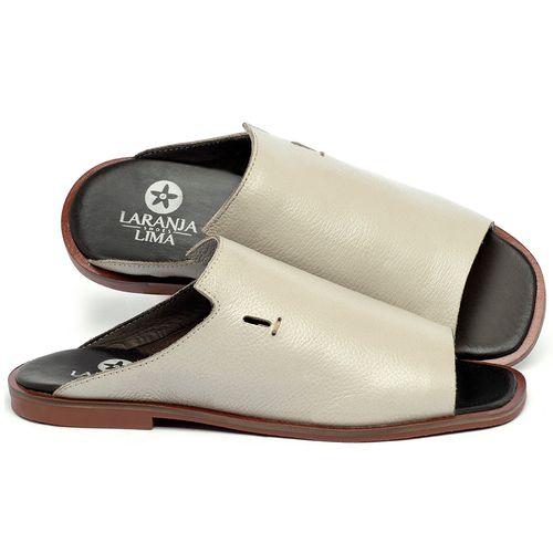 Laranja_Lima_Shoes_Sapatos_Femininos_Sandalia_Rasteira_Flat_em_Couro_Off-White_-_Codigo_-_136115_1