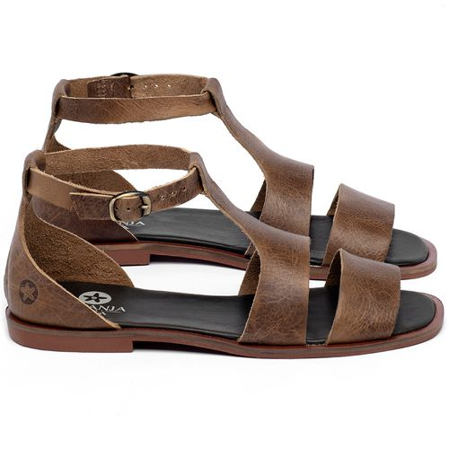 Laranja_Lima_Shoes_Sapatos_Femininos_Sandalia_Rasteira_Flat_em_Couro_Marrom_-_Codigo_-_136107_1