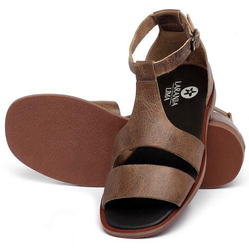 Laranja_Lima_Shoes_Sapatos_Femininos_Sandalia_Rasteira_Flat_em_Couro_Marrom_-_Codigo_-_136107_2