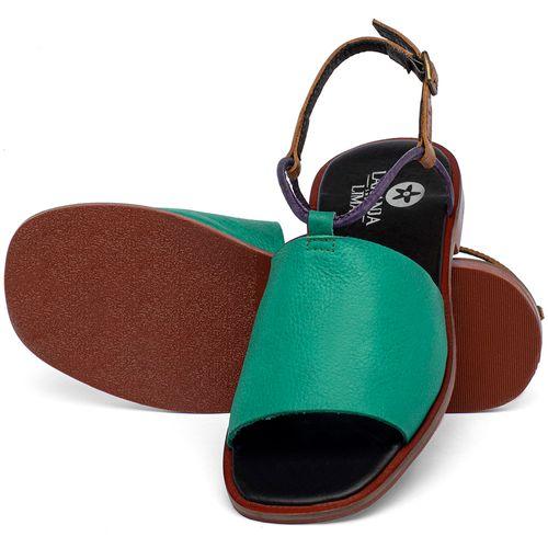 Laranja_Lima_Shoes_Sapatos_Femininos_Sandalia_Rasteira_Flat_em_Couro_Colorido_-_Codigo_-_136108_2