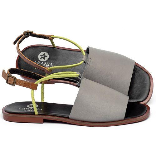 Laranja_Lima_Shoes_Sapatos_Femininos_Sandalia_Rasteira_Flat_em_Couro_Colorido_-_Codigo_-_136108_1
